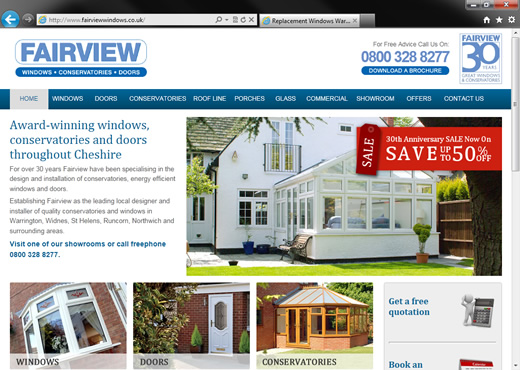 Fairview Windows